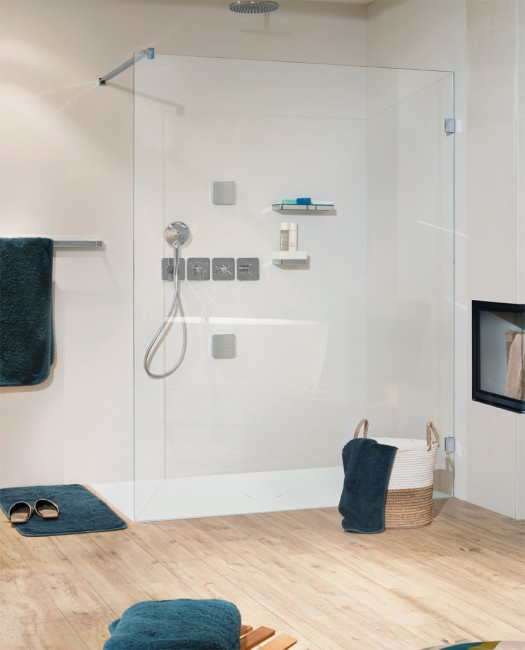 walk in dusche wi 1 1 teilig sonderma e bis 1600 x 2100 mm. Black Bedroom Furniture Sets. Home Design Ideas